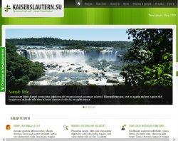 Kaiserslautern.Su : сайт - http://kaiserslautern.su