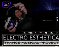 ELECTRO ESTHETICA - Trance Musical Project : сайт - http://electroesthetica.com
