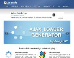Бесплатные инструменты для веб разработчиков : сайт - http://xeosoft.com
