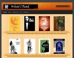  | What I Read :  - http://book.kvantor.biz