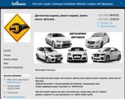 СТО СВІТ АВТО : сайт - http://sto-avtoshock.nethouse.ua